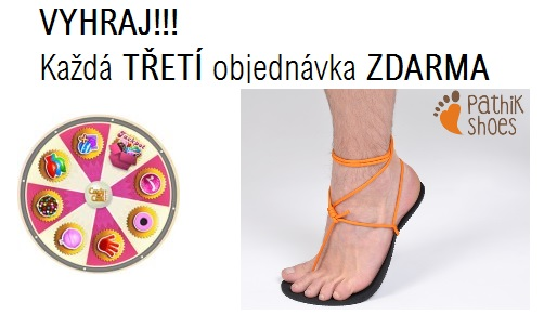 Pathik shoes - Kzada treti ZDARMA